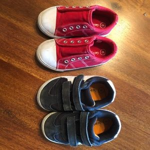 Two Pairs of Sz 8 Toddler Kicks!